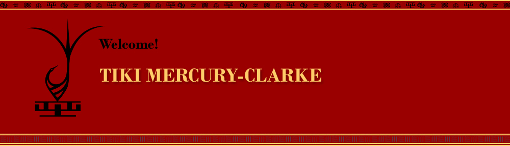 Tiki Mercury-Clarke